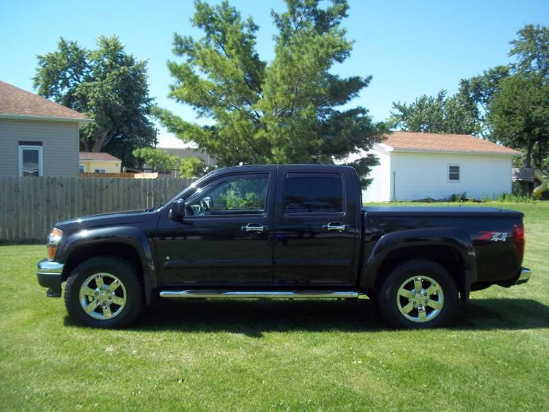 2009 Chevrolet Colorado 4x4 LT 4dr Crew Cab w/2LT - Gifford IL