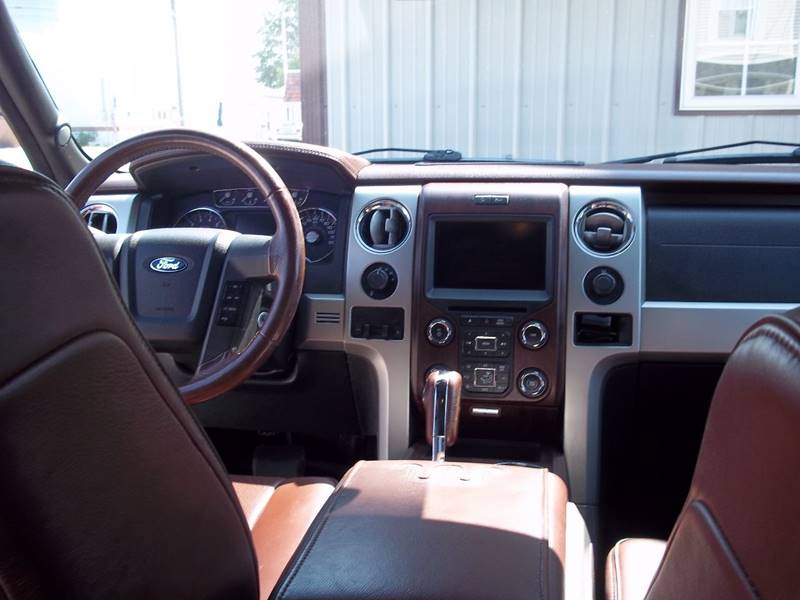 2014 Ford F-150 4x4 King Ranch 4dr SuperCrew Styleside 5.5 ft. SB - Gifford IL