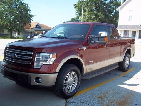 2014 Ford F-150 for sale at Robin's Truck Sales in Gifford IL