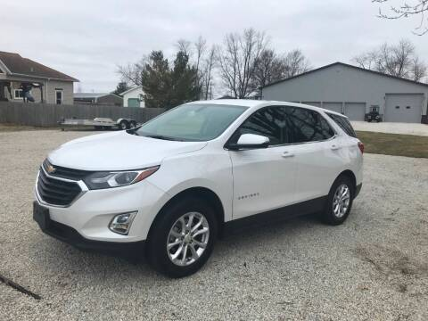 2019 Chevrolet Equinox LT for sale at Robin's Truck Sales in Gifford IL