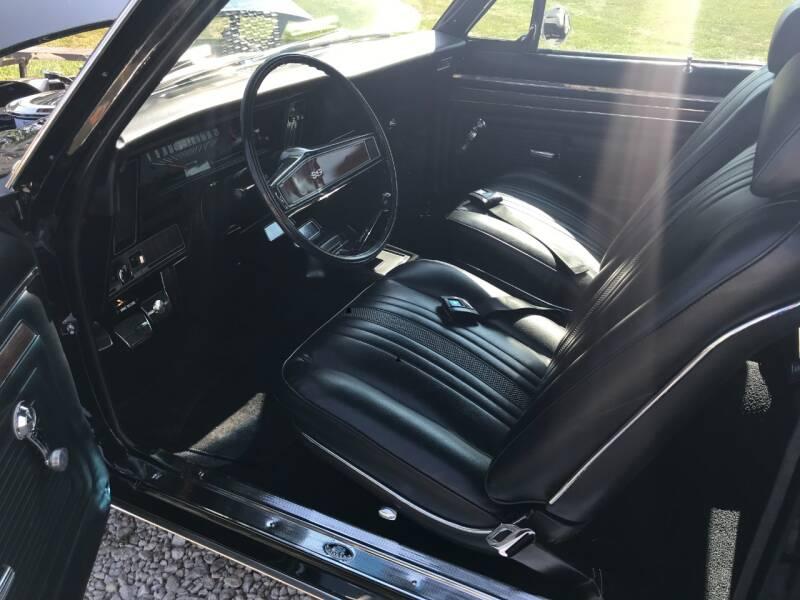 1970 Chevrolet Nova 2DR Sedan - Gifford IL