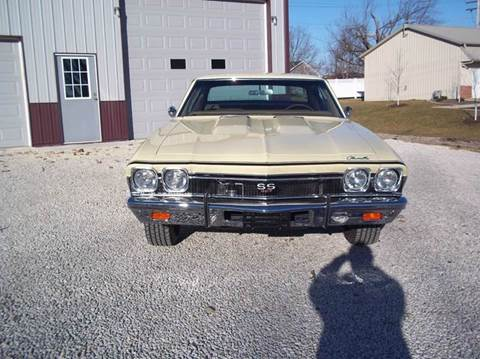 1968 Chevrolet Chevelle for sale at Robin's Truck Sales in Gifford IL