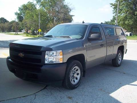 2008 Chevrolet Silverado 1500 for sale at Robin's Truck Sales in Gifford IL