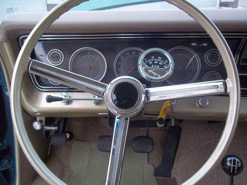 1967 Chevrolet Biscayne  - Gifford IL