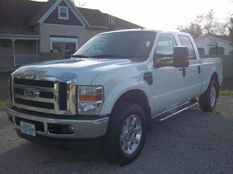 2008 Ford F-250 Super Duty for sale at Robin's Truck Sales in Gifford IL