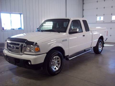 2011 Ford Ranger for sale at Robin's Truck Sales in Gifford IL