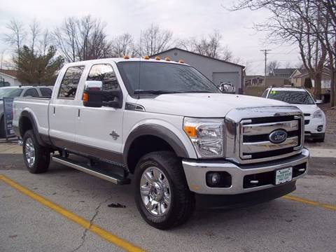 2015 Ford F-350 Super Duty for sale at Robin's Truck Sales in Gifford IL