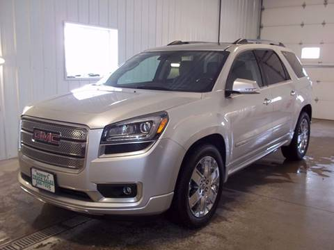 2016 GMC Acadia for sale at Robin's Truck Sales in Gifford IL