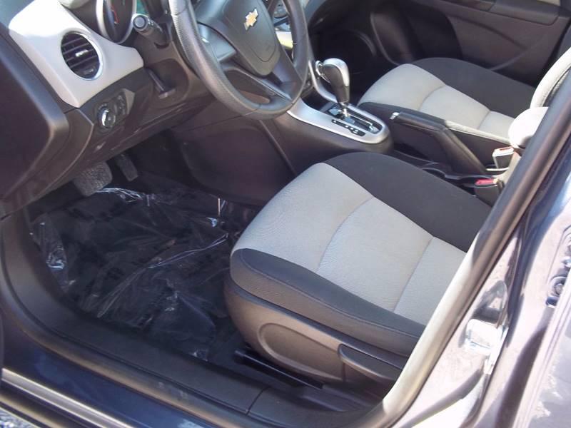 2014 Chevrolet Cruze LS Auto 4dr Sedan w/1SB - Gifford IL