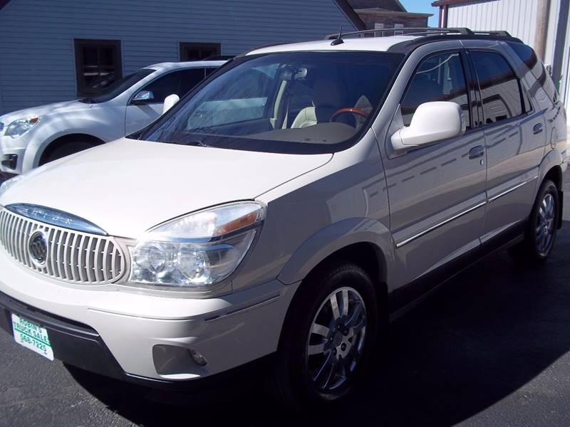 2005 Buick Rendezvous AWD Ultra 4dr SUV - Gifford IL