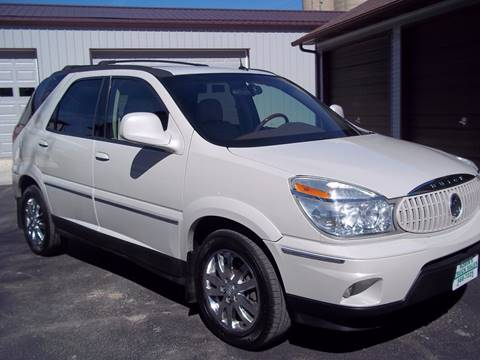 2005 Buick Rendezvous for sale at Robin's Truck Sales in Gifford IL