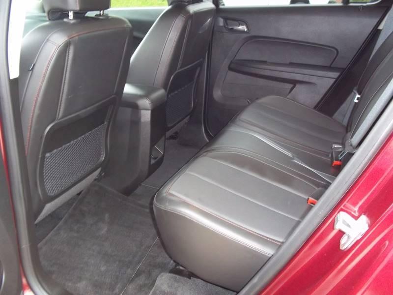 2016 Chevrolet Equinox LTZ 4dr SUV - Gifford IL