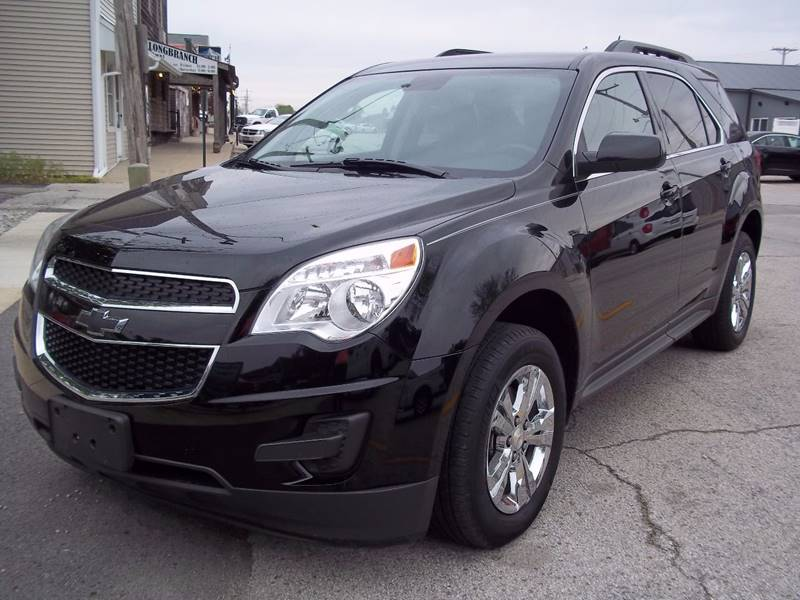 2014 Chevrolet Equinox for sale at Robin's Truck Sales in Gifford IL
