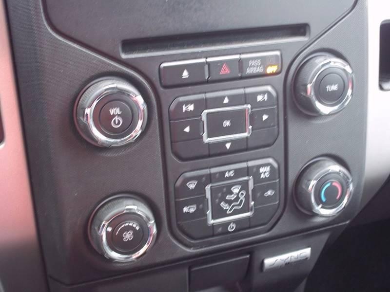 2013 Ford F-150 4x4 XLT 4dr SuperCrew Styleside 5.5 ft. SB - Gifford IL