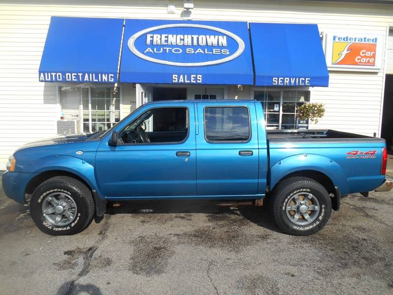 2004 Nissan Frontier 4dr Crew Cab Xe V6 4wd Sb In North Kingstown Ri
