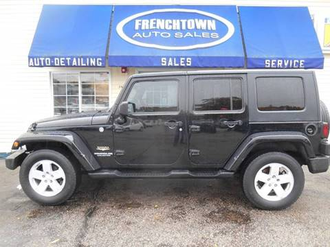 2008 Jeep Wrangler Unlimited for sale in North Kingstown, RI