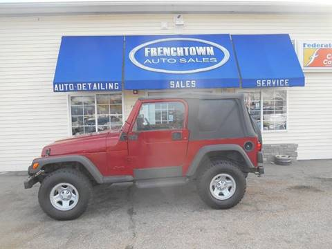 1999 Jeep Wrangler for sale in North Kingstown, RI