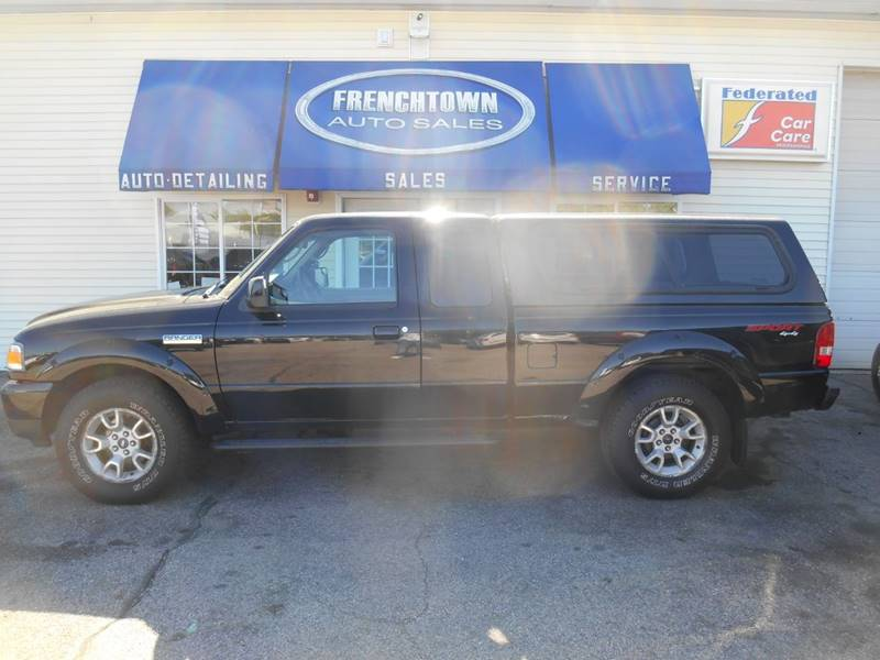 2008 Ford Ranger 4x4 Xlt 4dr Supercab Sb In North Kingstown