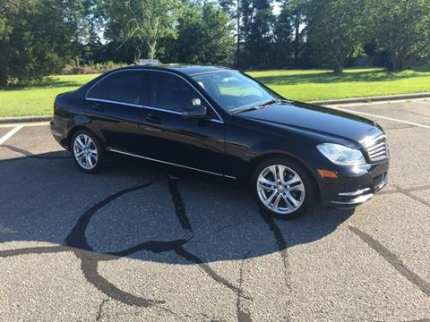 2013 Mercedes-Benz C-Class for sale in Fayetteville, NC