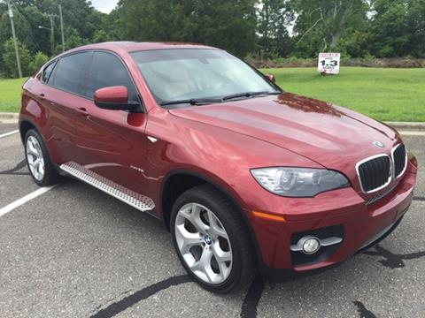 BMW X6 For Sale in Fayetteville NC  Carsforsalecom
