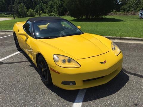 2009 Chevrolet Corvette for sale in Fayetteville, NC
