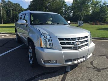 2013 Cadillac Escalade ESV for sale in Fayetteville, NC
