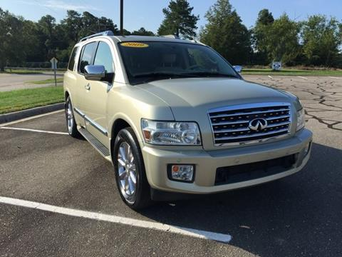 2009 Infiniti QX56 for sale in Fayetteville, NC