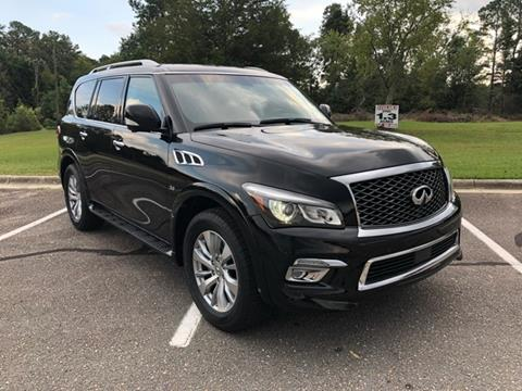 2016 Infiniti QX80 for sale in Fayetteville, NC