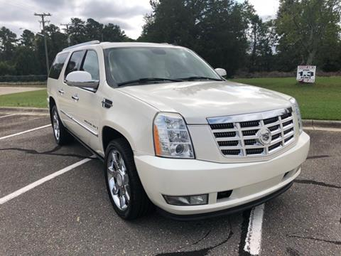 2008 Cadillac Escalade ESV for sale in Fayetteville, NC