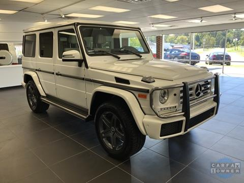 2017 Mercedes-Benz G-Class for sale in Fayetteville, NC