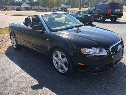 2009 Audi A4 for sale in Fayetteville, NC