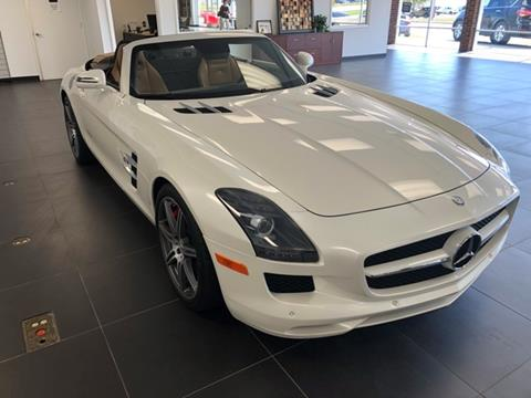 2012 Mercedes-Benz SLS AMG for sale in Fayetteville, NC