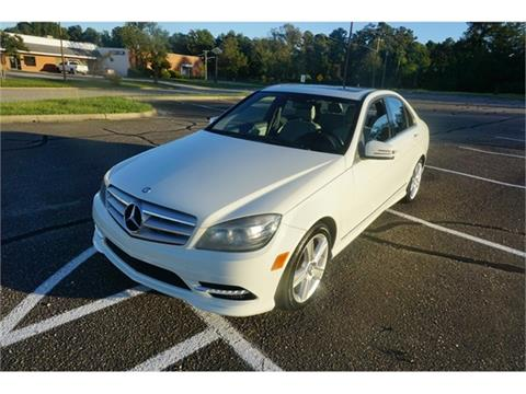 Superb 2011 Mercedes Benz C Class For Sale In Fayetteville, NC