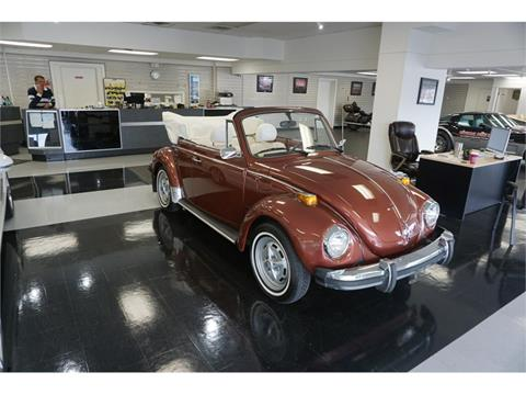 1978 Volkswagen Super Beetle Cabriolet for sale in Fayetteville, NC