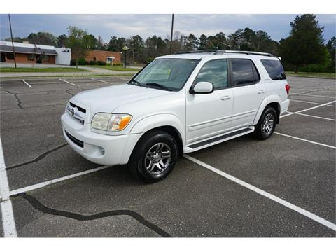 Toyota Fayetteville Nc >> Used Toyota Sequoia For Sale In Fayetteville Nc Carsforsale Com