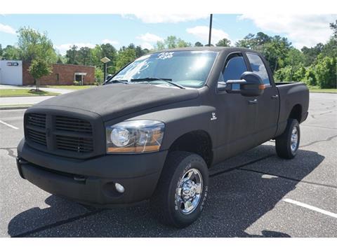 Dodge Fayetteville Nc >> 2006 Dodge Ram Pickup 3500 For Sale In Fayetteville Nc