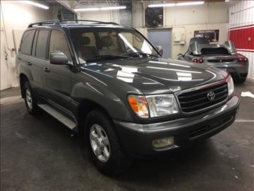1999 Toyota Land Cruiser for sale in Fayetteville, NC