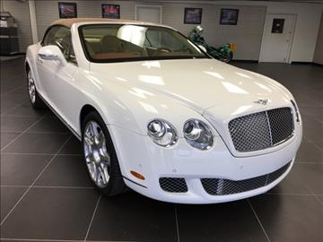 2010 Bentley Continental GTC for sale in Fayetteville, NC