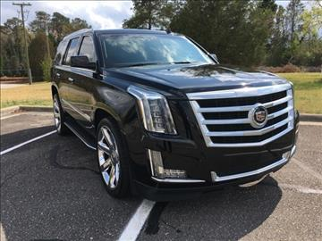 2015 Cadillac Escalade for sale in Fayetteville, NC