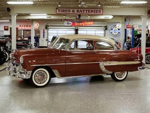1953 Chevrolet BEL AIR 2 DOOR SEDAN