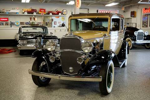 1932 Chevrolet Classic