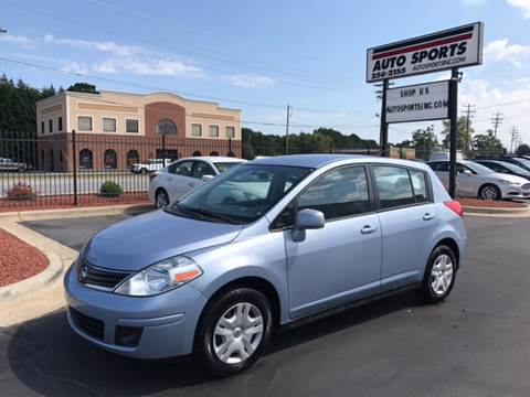 2012 Nissan Versa for sale in Hickory, NC