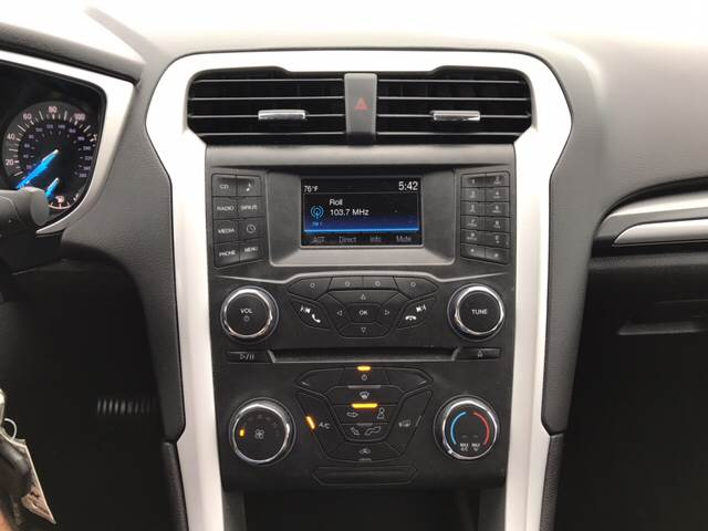2015 Ford Fusion SE 4dr Sedan In Hickory NC