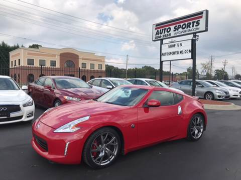 2014 Nissan 370Z for sale in Hickory, NC