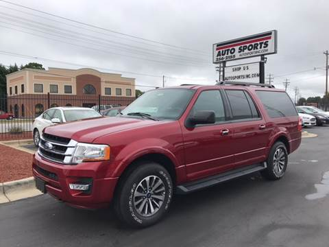 2016 Ford Expedition EL for sale in Hickory, NC