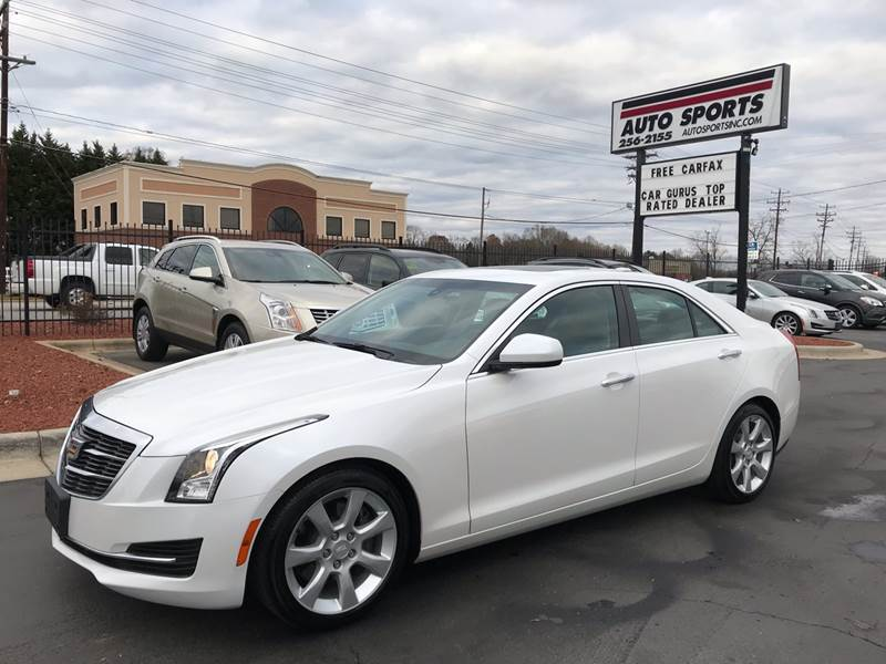 2016 Cadillac Ats 2 0t In Hickory Nc Auto Sports