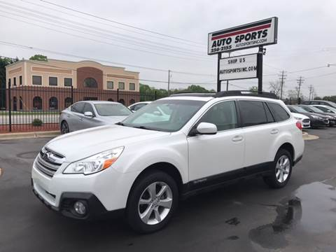 2013 Subaru Outback for sale in Hickory, NC