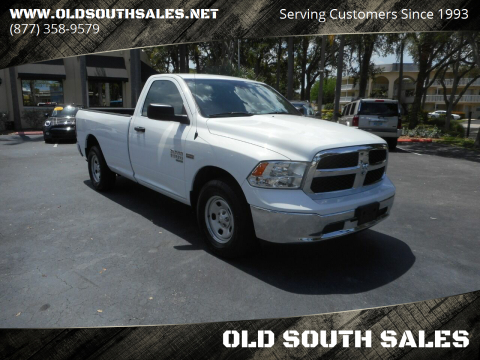 2019 RAM Ram Pickup 1500 Classic for sale at OLD SOUTH SALES in Vero Beach FL