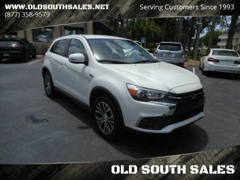 2019 Mitsubishi Outlander Sport for sale at OLD SOUTH SALES in Vero Beach FL