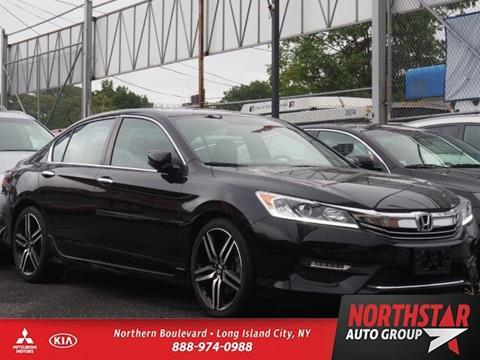 2016 Honda Accord for sale in Long Island City, NY
